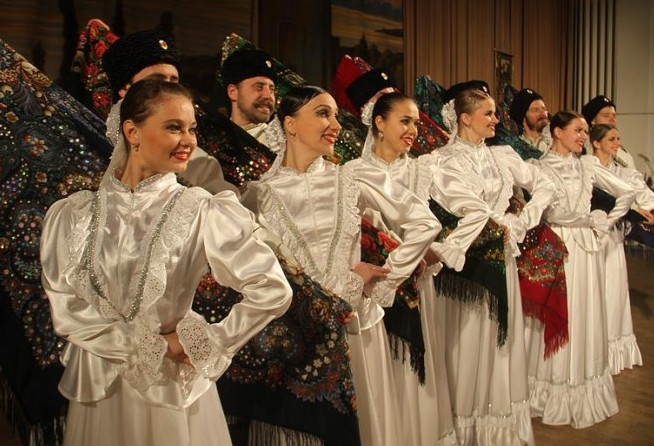5bacf3ba3 ... Unique Russian Cossack Folk Show with buffet and drinks, and Traditional  Russian Dinner at the ...